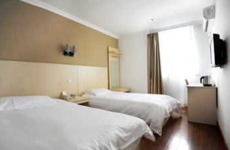 Super 8 Hotel Nantong West Renmin Road