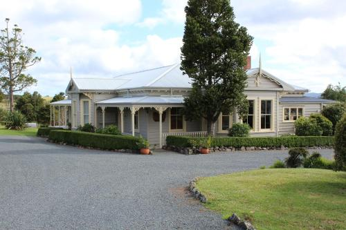 Waipoua Lodge, Donnellys Crossing