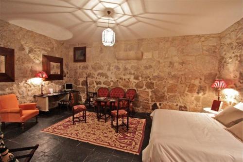 Habitación Doble Superior - 1 o 2 camas - Uso individual Posada Real Castillo del Buen Amor 2