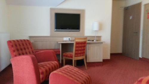 Comfort Dobbeltværelse med altan (Comfort Double Room with Balcony)