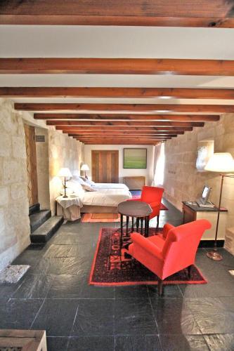Habitación Doble Deluxe - 1 o 2 camas - Uso individual Posada Real Castillo del Buen Amor 3