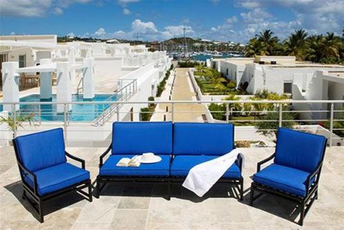 Villa Trition- Coral Beach Club, Dawn Beach