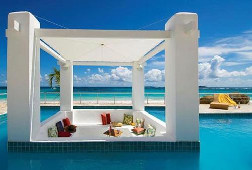Villa Alabaster at Coral Beach Club, Dawn Beach