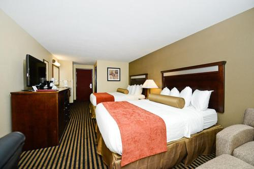 Best Western Plus Prairie Inn Deals Gaurg Hotel