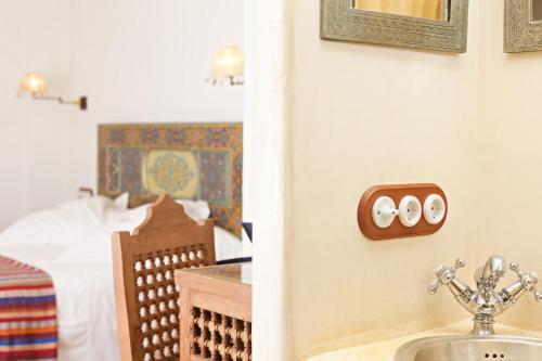 Habitación Doble para uso individual Alcoba del Rey de Sevilla 1