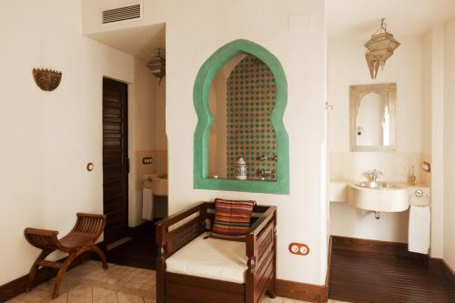 Habitación Romántica Alcoba del Rey de Sevilla 10