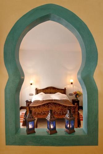 Habitación Romántica Alcoba del Rey de Sevilla 6