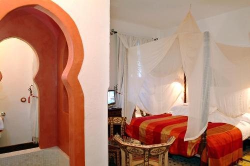 Habitación Romántica Alcoba del Rey de Sevilla 2
