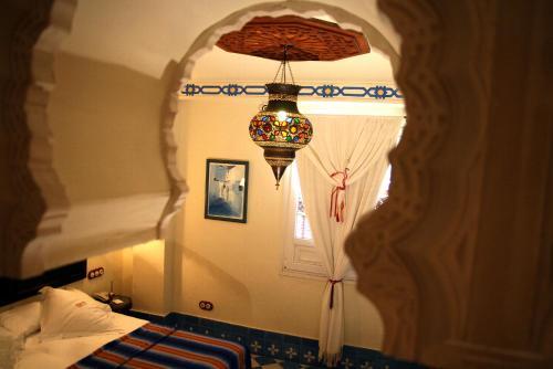 Habitación Romántica Alcoba del Rey de Sevilla 4