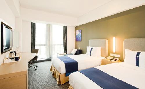 Holiday Inn Express Shanghai Jinsha, Шанхай