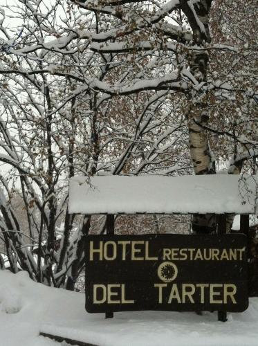 Отель Hotel del Tarter 3 звезды Андорра