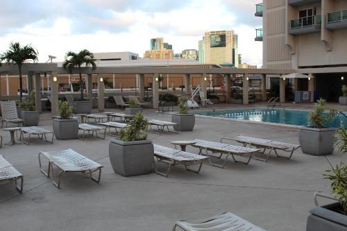 Luxury Suites International At Ala Moana Honolulu Hi