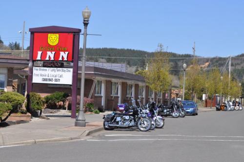 Golden Lion Motel