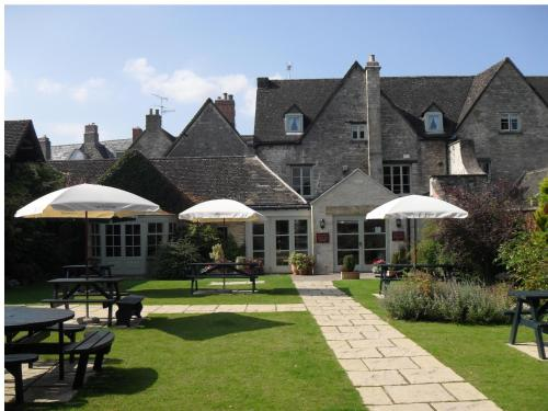 Photo of Corinium Hotel & Restaurant Hotel Bed and Breakfast Accommodation in Cirencester Gloucestershire