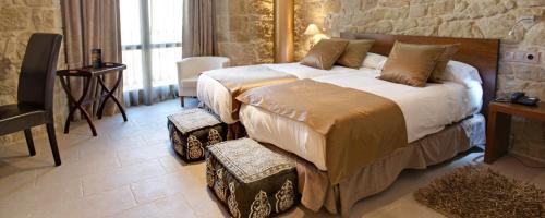 Habitación Doble Superior - 2 camas Hotel Palacio del Obispo 1