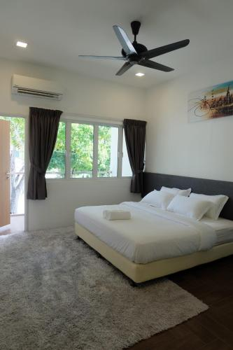New Modern Renovated Double Storey Semi-D, George Town
