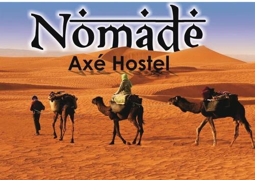 HotelNomade Axe Hostel