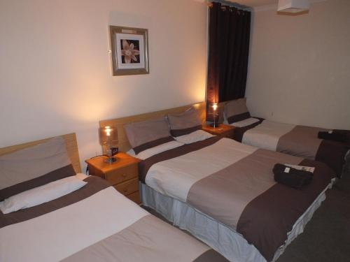 Photo of Marina Inn Hotel Bed and Breakfast Accommodation in Irvine North Ayrshire