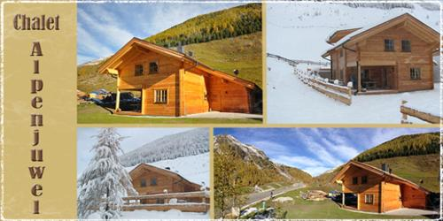 Chalet Alpenjuwel
