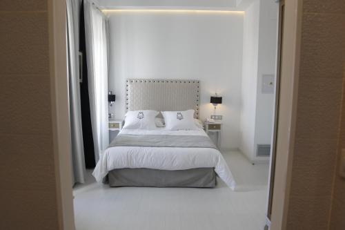 Double or Twin Room - single occupancy La Casa del Médico 4