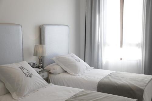 Double or Twin Room - single occupancy La Casa del Médico 1