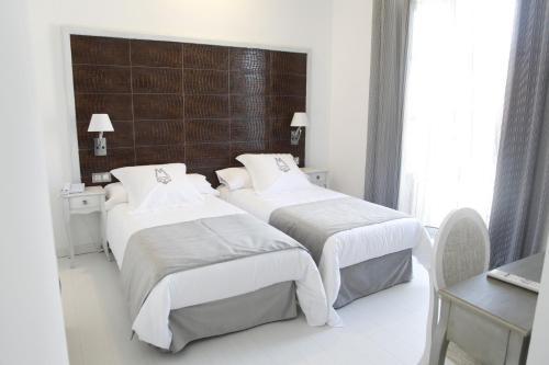 Habitación Doble - 1 o 2 camas - Uso individual La Casa del Médico 5