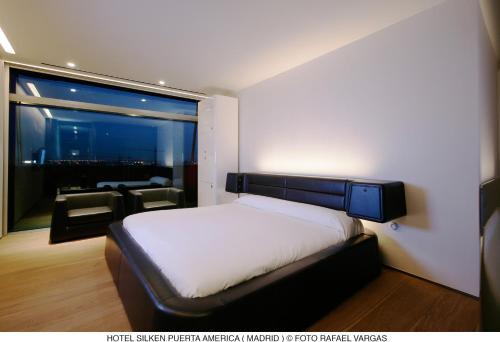 Hotel Silken Puerta America silken puerta america, madrid, spain overview | priceline