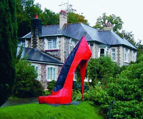 Broomhill Art Hotel,Barnstaple
