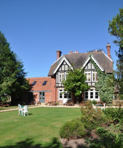 Old Vicarage Hotel, The,New Milton