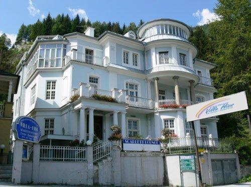 Appartement Villa Hiss