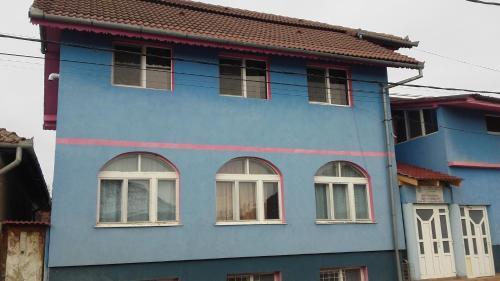 Casa albastră