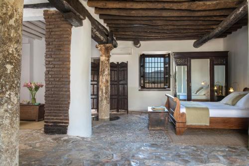 Suite Familiar (2 adultos + 2 niños) Hotel Cortijo del Marqués 11