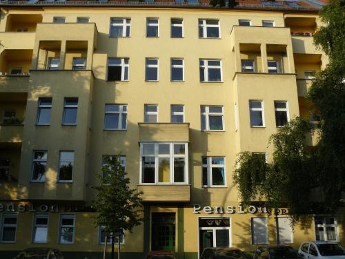 Отель Pension Prenzlberg 3 звезды Германия