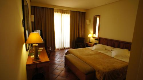 Habitación Doble con vistas a la ciudad - 1 o 2 camas - Uso individual Hotel Cigarral el Bosque 1