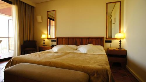 Habitación Doble con vistas a la ciudad - 1 o 2 camas - Uso individual Hotel Cigarral el Bosque 2