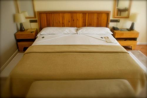 Habitación Doble con vistas a la ciudad - 1 o 2 camas - Uso individual Hotel Cigarral el Bosque 3