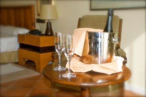 Paquete Romántico Hotel Cigarral el Bosque 3