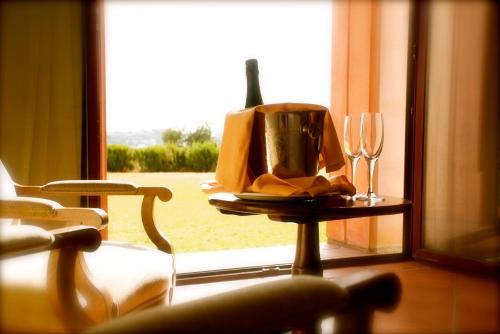 Paquete Romántico Hotel Cigarral el Bosque 1