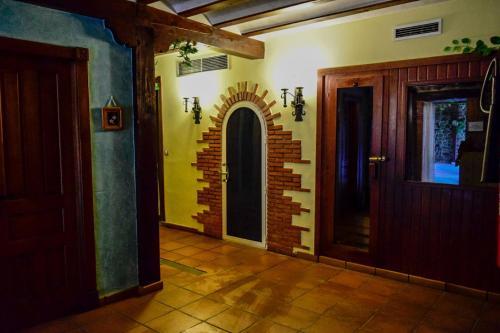 Habitación Doble con acceso al spa Hotel Spa Casona La Hondonada 1