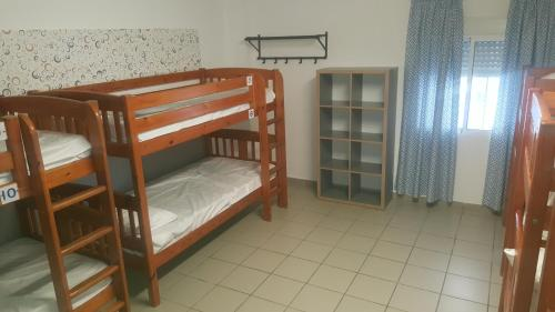 Bed in 10-Bed Mixed Dormitory Room Interior views