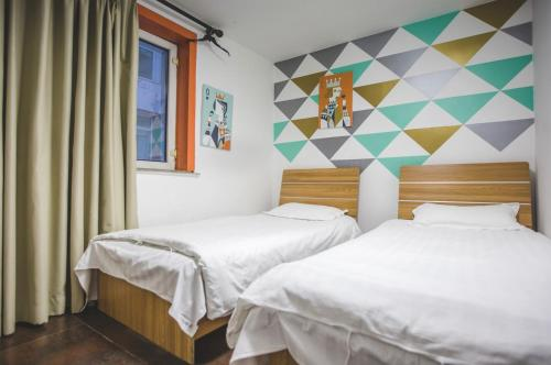 Doppel- oder Zweibettzimmer mit Bad (Double or Twin Room with Bathroom)