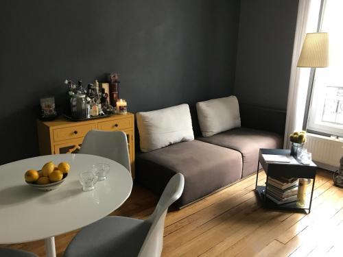 Cosy apartment near Paris