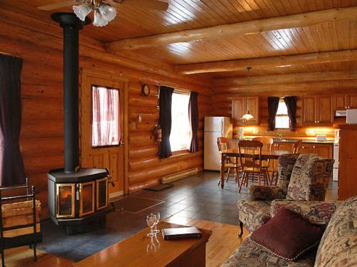Superior Chalet (5 Adults)