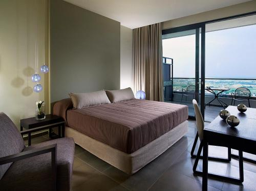 Superior Double Room with Panoramic View - Festive Package