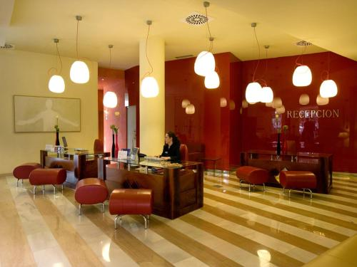Silken Al Andalus Palace Hotel Rating