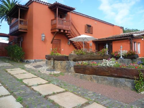 Holiday Home Landhaus im grünen Norden, La Esperanza,Tenerife ...