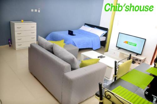 Cheb's House, Abidjan
