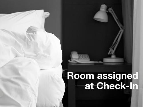 Quarto Selecionado no Check -In (Room Selected at Check In)
