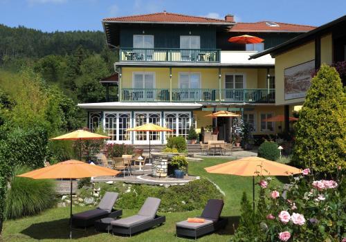 Ferienpension Wunder - Apartment mit 2 Schlafzimmern mit Balkon