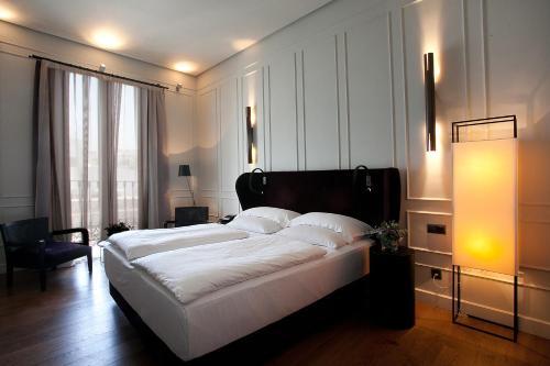 Habitación Grand Deluxe Hotel Palacio De Villapanés 6